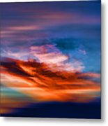 Primary Energy Metal Print