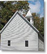Primitive Baptist Church Est 1827 Metal Print