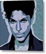 Prince #05 Nixo Metal Print