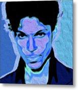 Prince #66 Nixo Metal Print