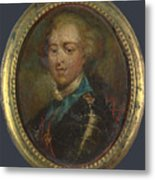 Prince Charles Edward Stuart The Young Pretender Metal Print