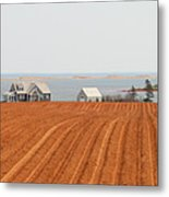 Prince Edward Island Fields 5668 Metal Print