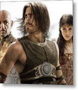 Prince Of Persia The Sands Of Time Metal Print