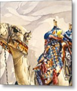 Prince Of The Desert Metal Print