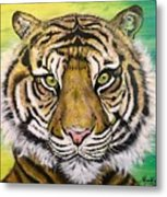 Prince Of The Jungle Metal Print