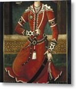 Prince Yahya Metal Print