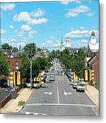 Princess Anne Avenue Fredericksburg Metal Print