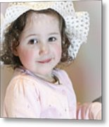 Princess Clair Metal Print