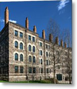 Princeton University Dod Hall Metal Print