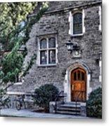 Princeton University Little Hall Metal Print