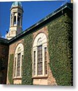Princeton University Nassau Hall Cupola Metal Print