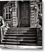 Princeton University Nassau Hall Tigers Metal Print