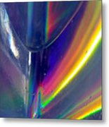 Prism Waves I Metal Print