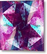 Prismatic Vision - Darker Version Metal Print
