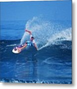 Pro Surfer Jamie O Brien #1 Metal Print