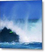 Pro Surfer Keanu Asing-1 Metal Print