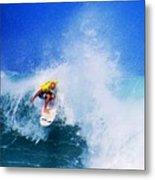 Pro Surfer-nathan Hedge-4 Metal Print