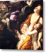 Procaccini's The Ecstasy Of The Magdalen Metal Print