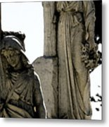 Procession Of Faith Metal Print
