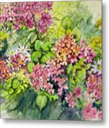 Profusion Of Colors Metal Print