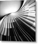 Projected Outcome Metal Print