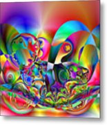 Prological Metal Print