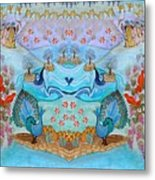 Prosperity And Blessing Metal Print