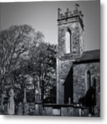 Protestant Church Macroom Ireland Metal Print