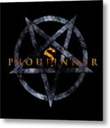 Proud Sinner Metal Print