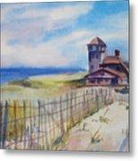 Provincetown Ocean View Metal Print
