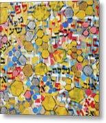 Psalm 19 Honeycomb 201756 Metal Print