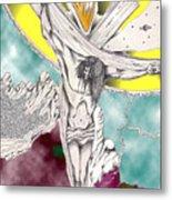 Psalm 22 Ch 13-15... Metal Print