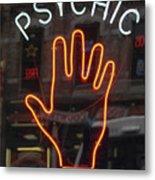 Psychic Readings Metal Print