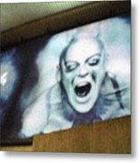 Psychosis - Bad Sign Metal Print