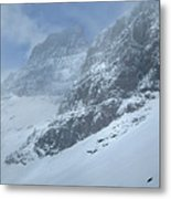 Ptarmigan Lake - Glacier National Park Metal Print