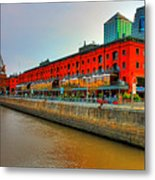 Puerto Madero - Buenos Aires Metal Print