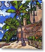 Puerto Vallarta Landscape Metal Print