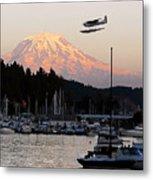 Puget Sound Landing Metal Print