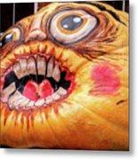 Pumpkin Contest 1 Metal Print