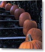 Pumpkins - Halloween Metal Print