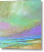 Purple Dawn Metal Print