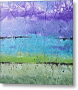 Purple Mountain's Majesty Metal Print