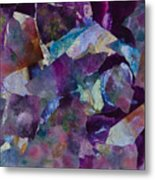 Purple Passion  Metal Print by Don  Wright
