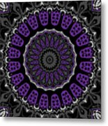Purple Passion No. 1 Metal Print