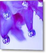 Purple Rain Purple Rain Metal Print