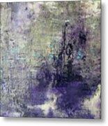 Purpletan Metal Print