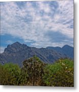 Pusch Ridge Morning H26 Metal Print