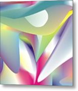 Quantum Landscape 5 Metal Print