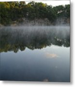 Quarry Reflections Metal Print