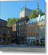 Quebec City 46 Metal Print